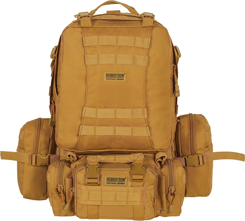 Tactical Bag sac à dos randonnée de 30L