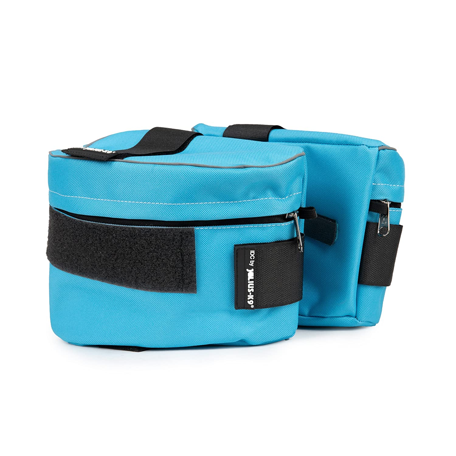 Julius-K9 Bolsos Laterales para IDC-Powerharness, Aquamarine ...