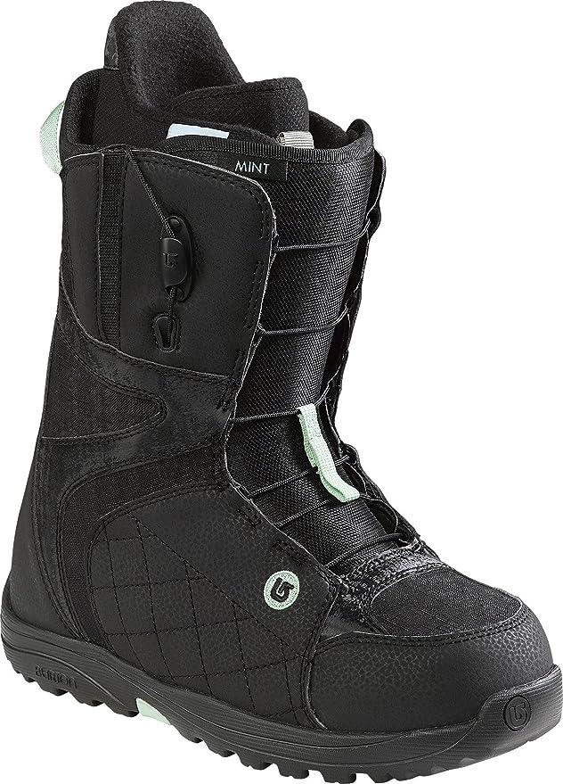 Burton 10627101017 Bottes de snowboard pour femme, Taille 43, /menthe, Femme, Boots mint black/mint, Black/Mint, 4