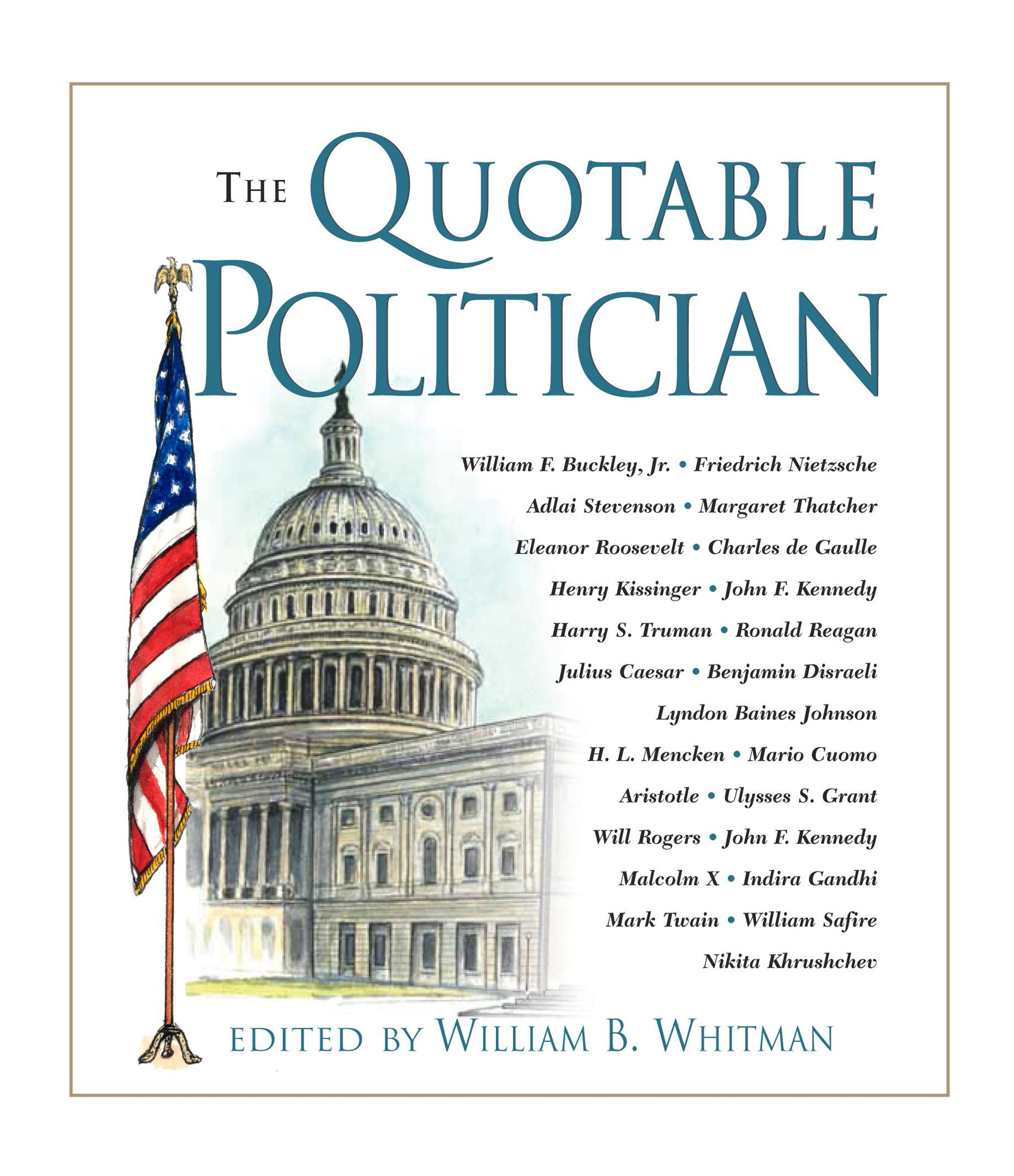 Download The Quotable Politician pdf