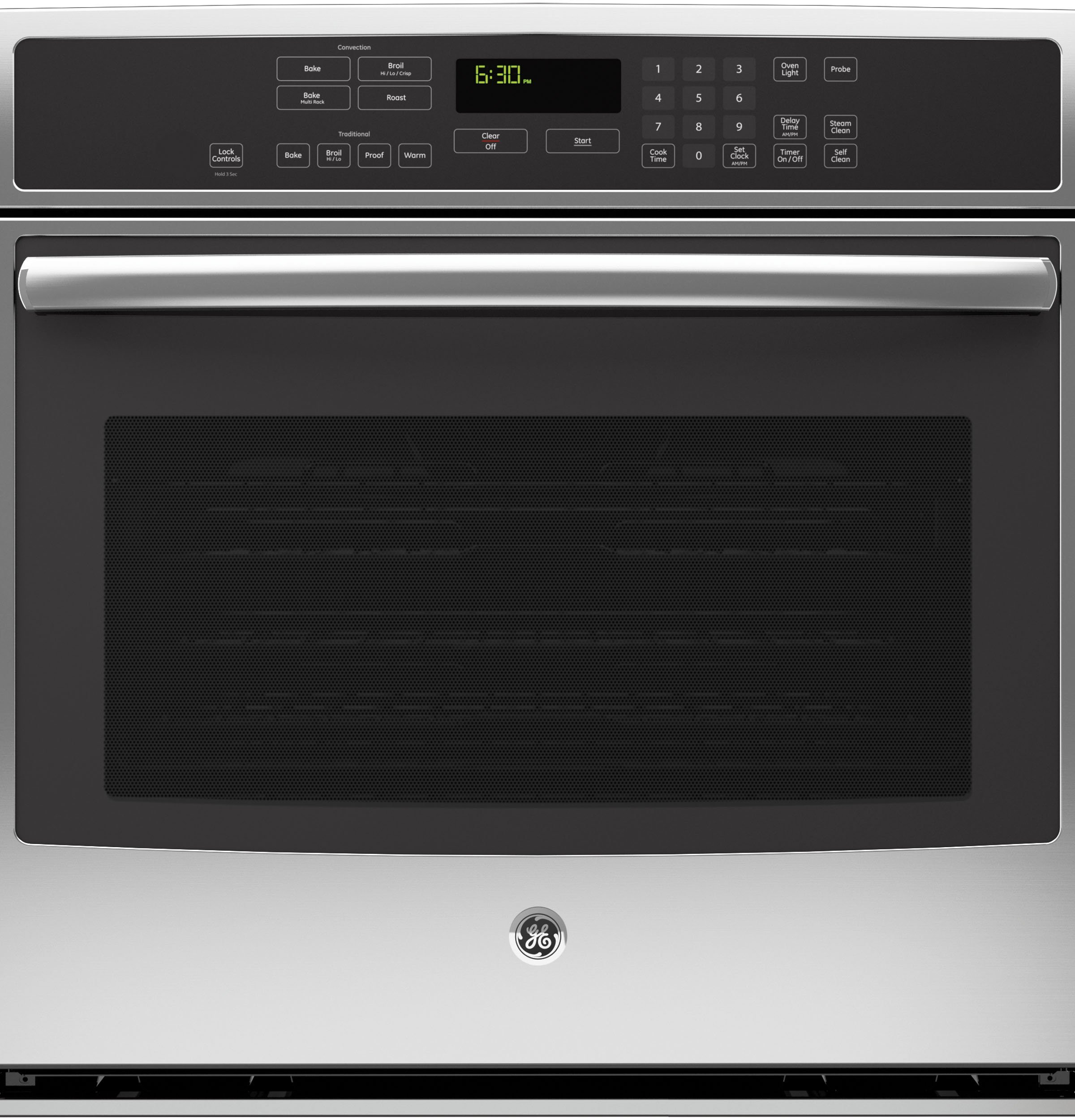 GE PT7050SFSS Electric Single Wall Oven by GE