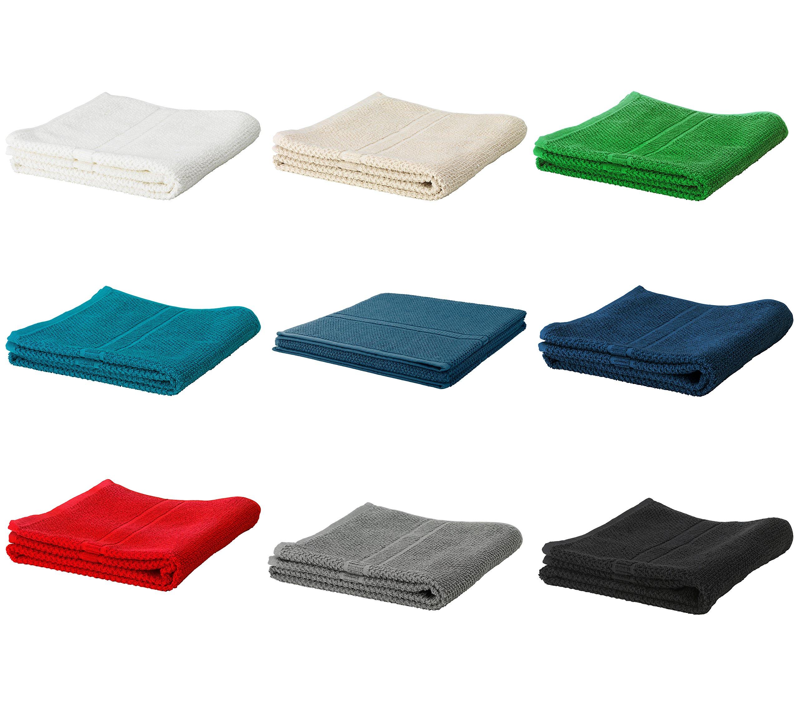 IKEA FRAJEN Blue Bath Sheet (39'' x 59'')