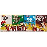 Cereal kellogg's variety 8u 25g
