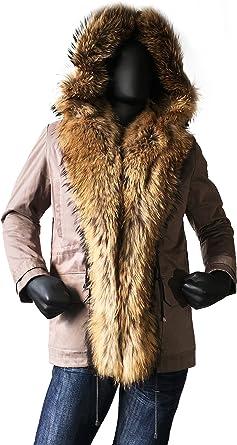 Genuine Fur Parka