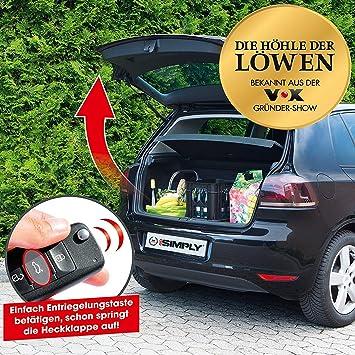 Mecanismo de apertura automática Go Simply para maletero Seat: Amazon.es: Coche y moto