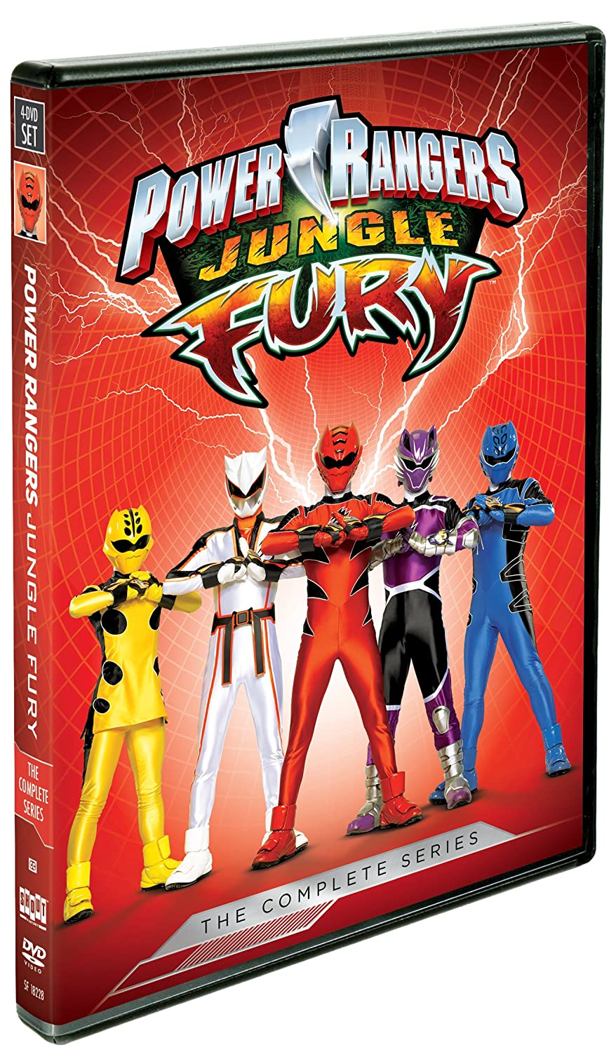 Amazon power rangers jungle fury complete series dvd amazon power rangers jungle fury complete series dvd import dvd voltagebd Image collections