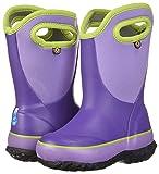 Bogs Baby Slushie Snow Boot, Solid Purple/Multi, 10