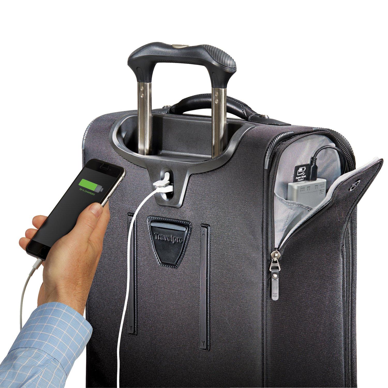 Amazon.com: Travelpro Crew 11 Maleta giratoria extensible ...