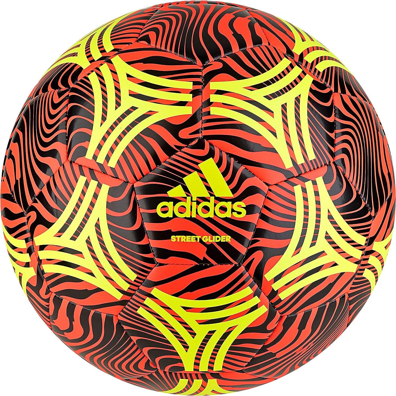 newest 62273 7ab5c adidas Herren Tango Street Glider Fußball, BlueSolar RedWhite, 5  Amazon.de Sport  Freizeit