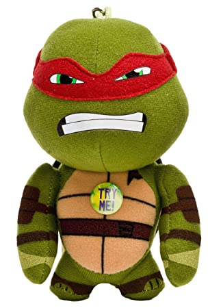 Turtles 010343 Raphael - Peluche de Tortuga Ninja (con ...