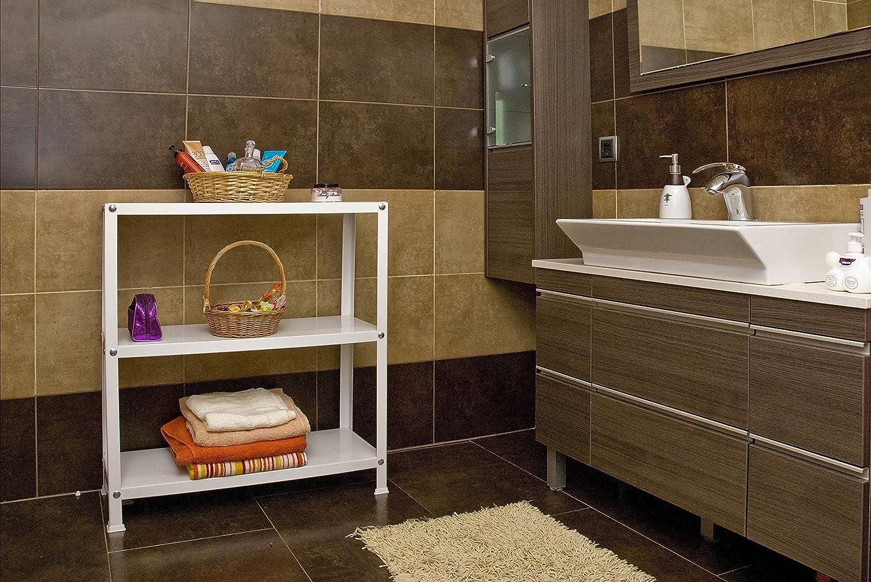 White//White Simonrack 3//300 Home Classic Plus Shelf