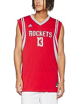 Adidas Rockets No.13 Harden - Camiseta de manga corta para hombre, multicolor, S: Amazon.es: Deportes y aire libre