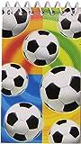 Amscan International Favour Notebook-Soccer, Pack of 12