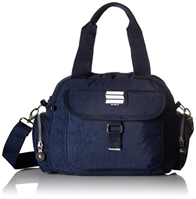 Suvelle Lightweight Go-Go Messenger Travel Everyday Crossbody Bag Multi  Pocket Shoulder Handbag 1508 32e1348a490e3