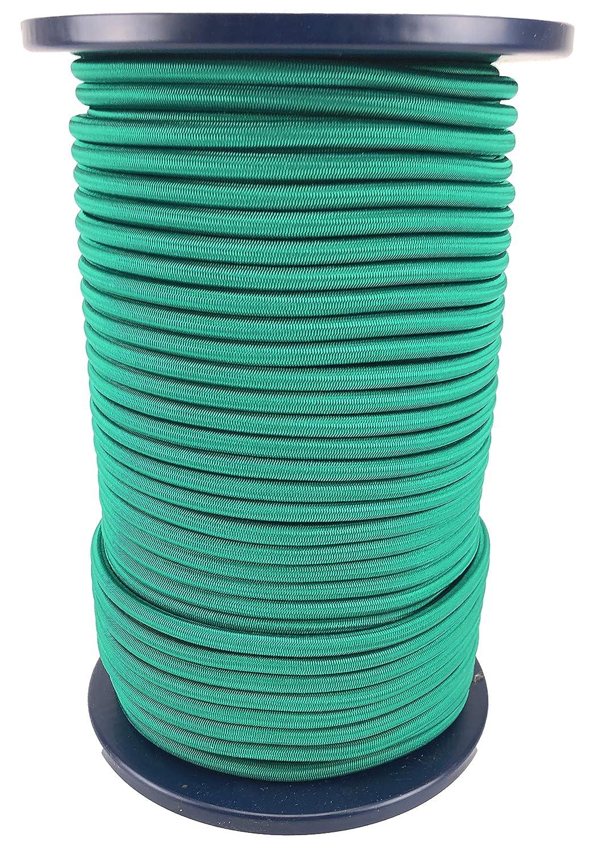 Cordón elástico verde esmeralda de 12 mm, corbata baja, resistente ...