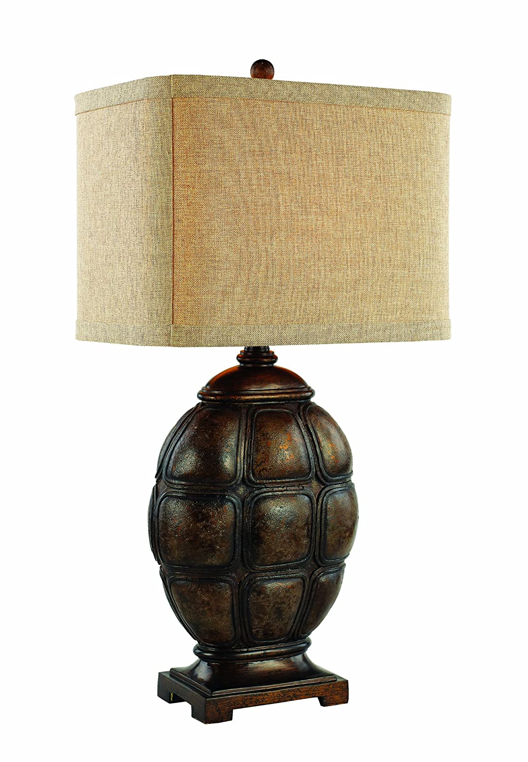 tortoise lighting. Amazon.com: Trans Globe Lighting Ancient Tortoise Table Lamp: Home \u0026 Kitchen A