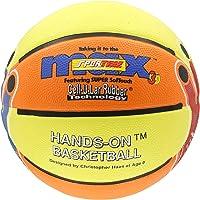 SportimeMax Balón de baloncesto de mano, 28-1/2 pulgadas
