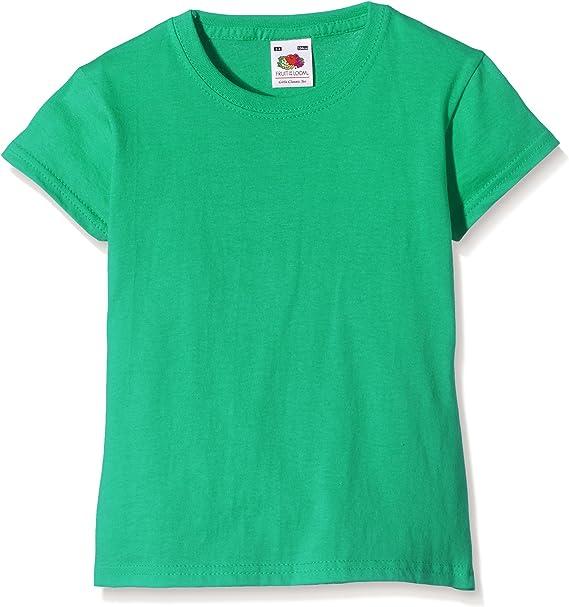Fruit of the Loom SS079B, Camiseta Para Niños: Amazon.es: Ropa y ...