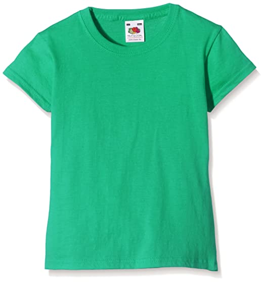 Fruit of the Loom Valueweight T-Shirt Fille