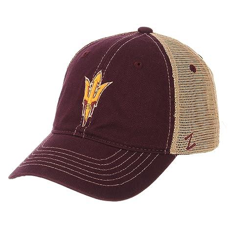 ee6ee729ad3b1 Amazon.com   ZHATS NCAA Arizona State Sun Devils Men s Institution ...