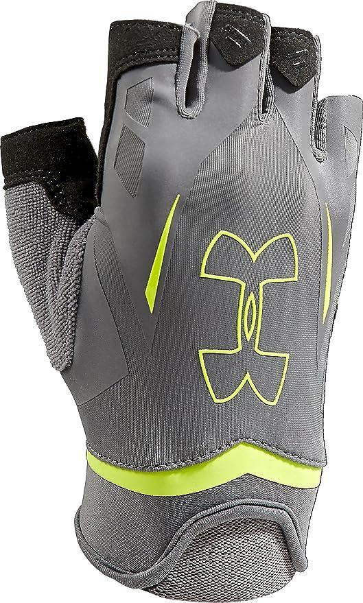 Under Armour Sportswear Handschuhe UA Flux, Mitón para Hombre, Gris, L