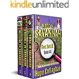 Made in Savannah Cozy Mysteries Box Set II: (Books 4-6 in the Made in Savannah Cozy Mystery Series) (Made in Savannah Cozy My