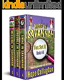 Made in Savannah Cozy Mysteries Box Set II: (Books 4-6 in the Made in Savannah Cozy Mystery Series)