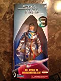 """9"""" Mr. Spock in Environmental Suit Numbered Limited Edition Target Exclusive Action Figure As Seen in the Star Trek Original Series Episode """"The Tholian Web."""""""