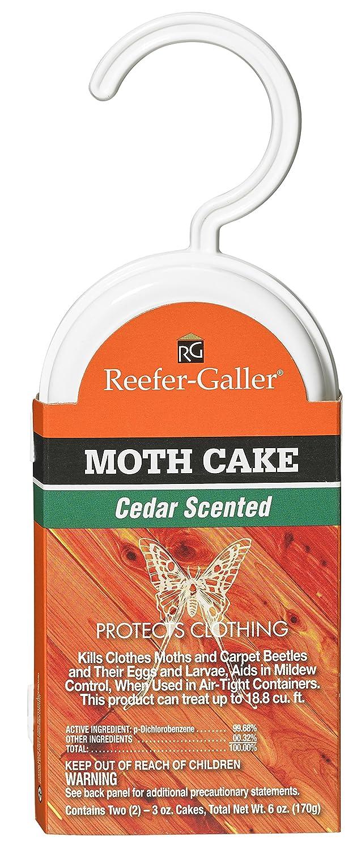 Reefer-Galler Cedar Moth Cake (1) TV Non-Branded Items 1214.6 3227-3138