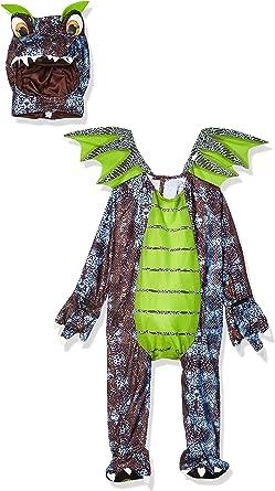 Darling Dragon Infant Baby Halloween Costume