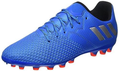 brand new be92c 5432b adidas Messi 16.3 AG J, Botas de fútbol para Niños  adidas  Amazon.es   Zapatos y complementos