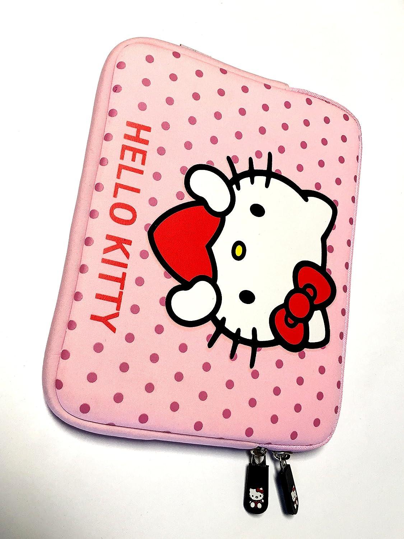 d6ae68446 Hello Kitty Bag Protective Sleeve Case for Ipad 2 3 4 / iPad Air / iPad  Air2 Google Nexus Hp Touchpad Motorola Xoom, Smasung Galaxy Tab 10.1V, ...