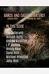 Bards and Sages Quarterly (January 2020) Kindle Edition