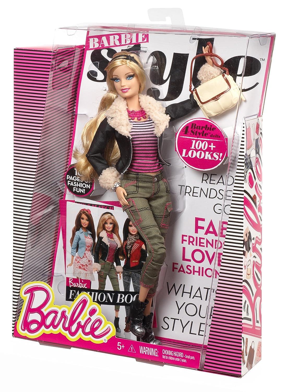 Barbie Muñeca Glam Luxe style II(Mattel BLR58): Amazon.es: Juguetes y juegos