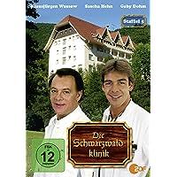 Die Schwarzwaldklinik, Staffel 5 (Jumbo-Amaray 4 DVDs)