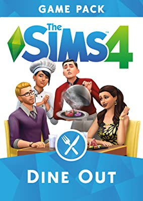 The Sims 4 Dine Out [Online Game Code]