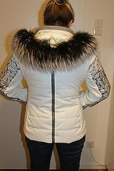 Sportalm Kitzbühel Damen Skijacke Jacke Bel mit Echtfell