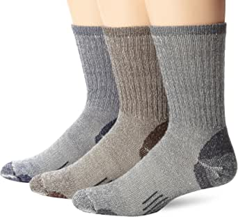 Omni-Wool OMNIWOOL Multi-Sport Hiker Socks (3-Pair)