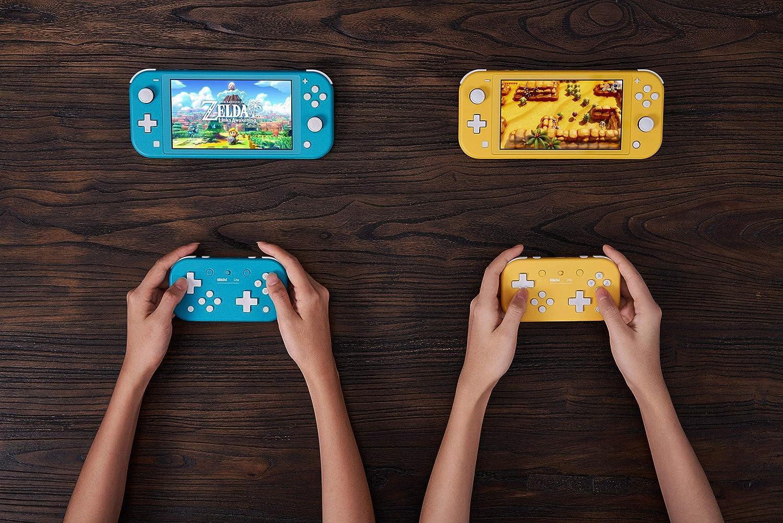 8Bitdo - Mando Wireless Switch Lite Azul (Nintendo Switch): Amazon.es: Videojuegos