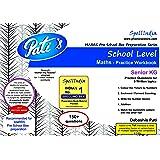 Practice Workbook : MaRRS Pre School Bee exams - Senior KG - School level - Maths ... for pre purchase queries whatsapp 9820354672