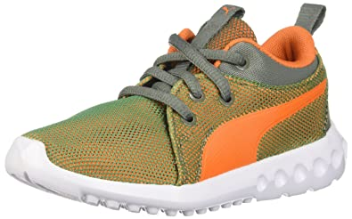 3ba889f32bc0 PUMA Unisex Carson 2 Breathe Kids Sneaker