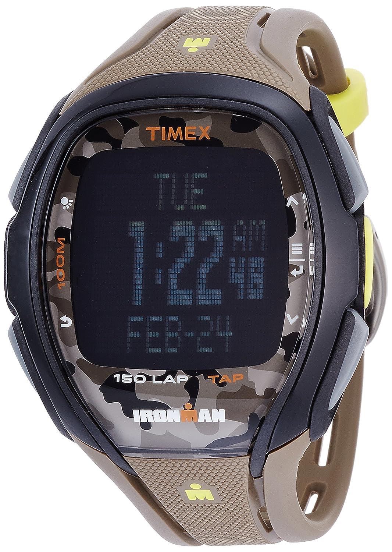 [タイメックス]TIMEX NEW アイアンマンスリーク 150ラップ ブラウンカモフラージュ 【正規輸入品】 TW5M01100 メンズ 【正規輸入品】 B01CPGH06I