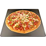 Checkered Chef Pizza Steel - Steel Pizza Stone - for Baking Perfect Pizza in Your Home Oven
