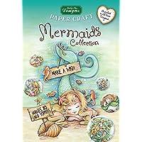 Katy Sue Designs Mermaids Paper Craft Pads, Kit