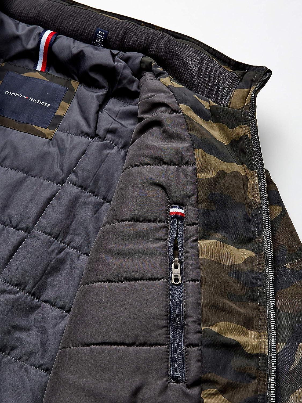Tommy Hilfiger Men's Performance Bomber Jacket (Regular