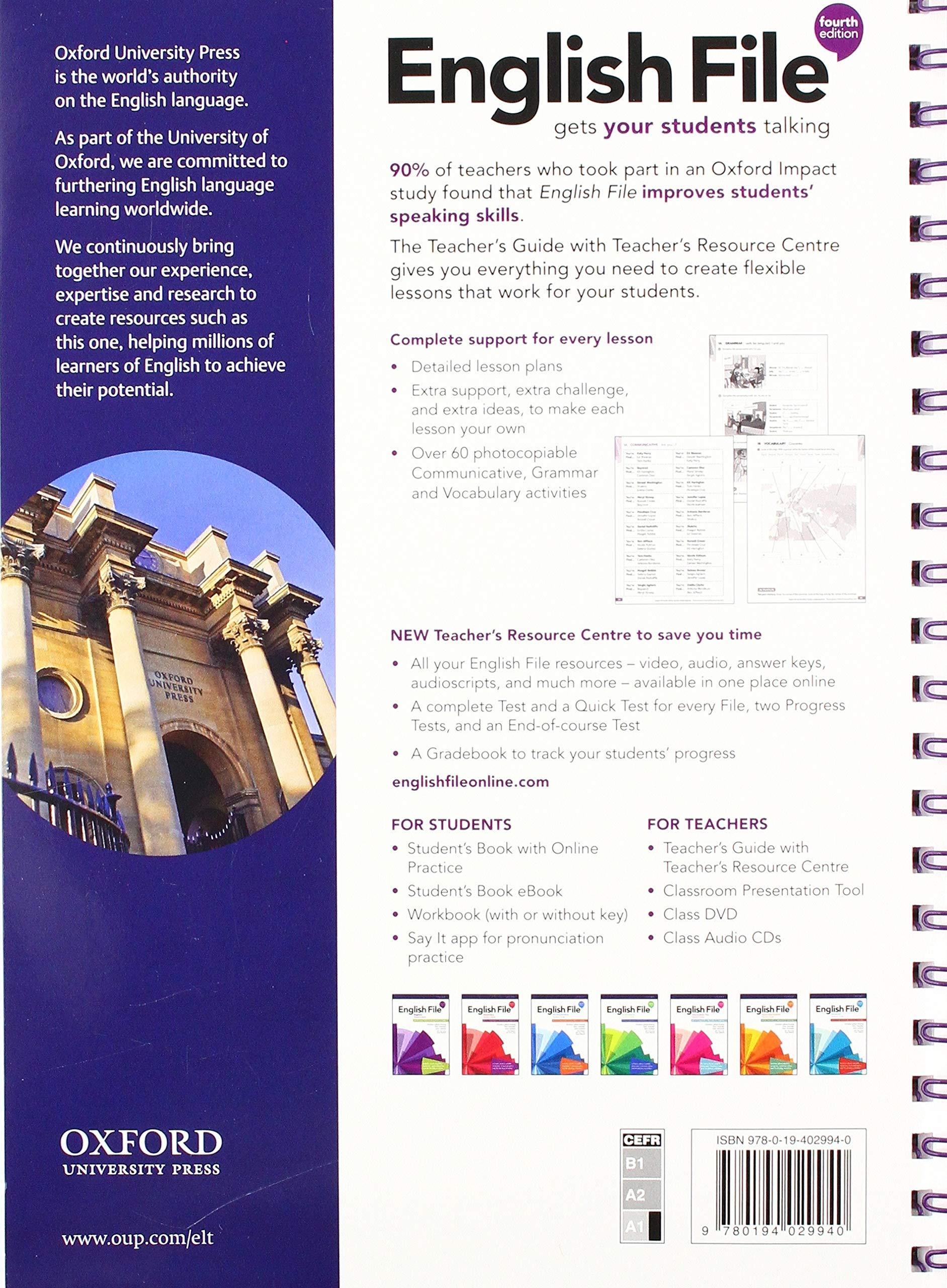 English File Beginner Teachers Guide with Teachers Resource ...