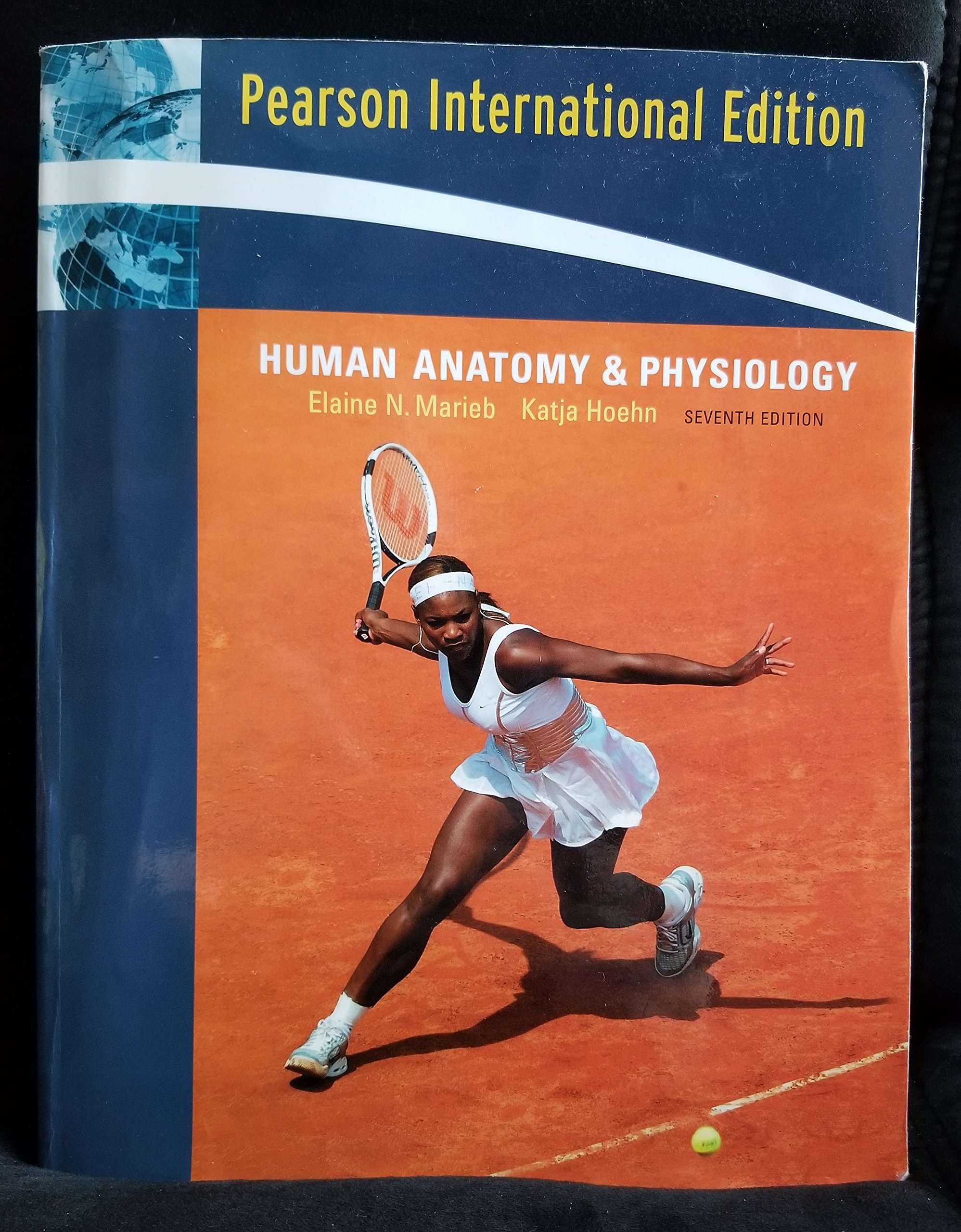 Human Anatomy And Physiology 7th Edition Elaine Nicpon Marieb