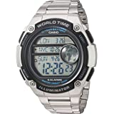 Casio Men's 'Classic' Quartz Resin and...