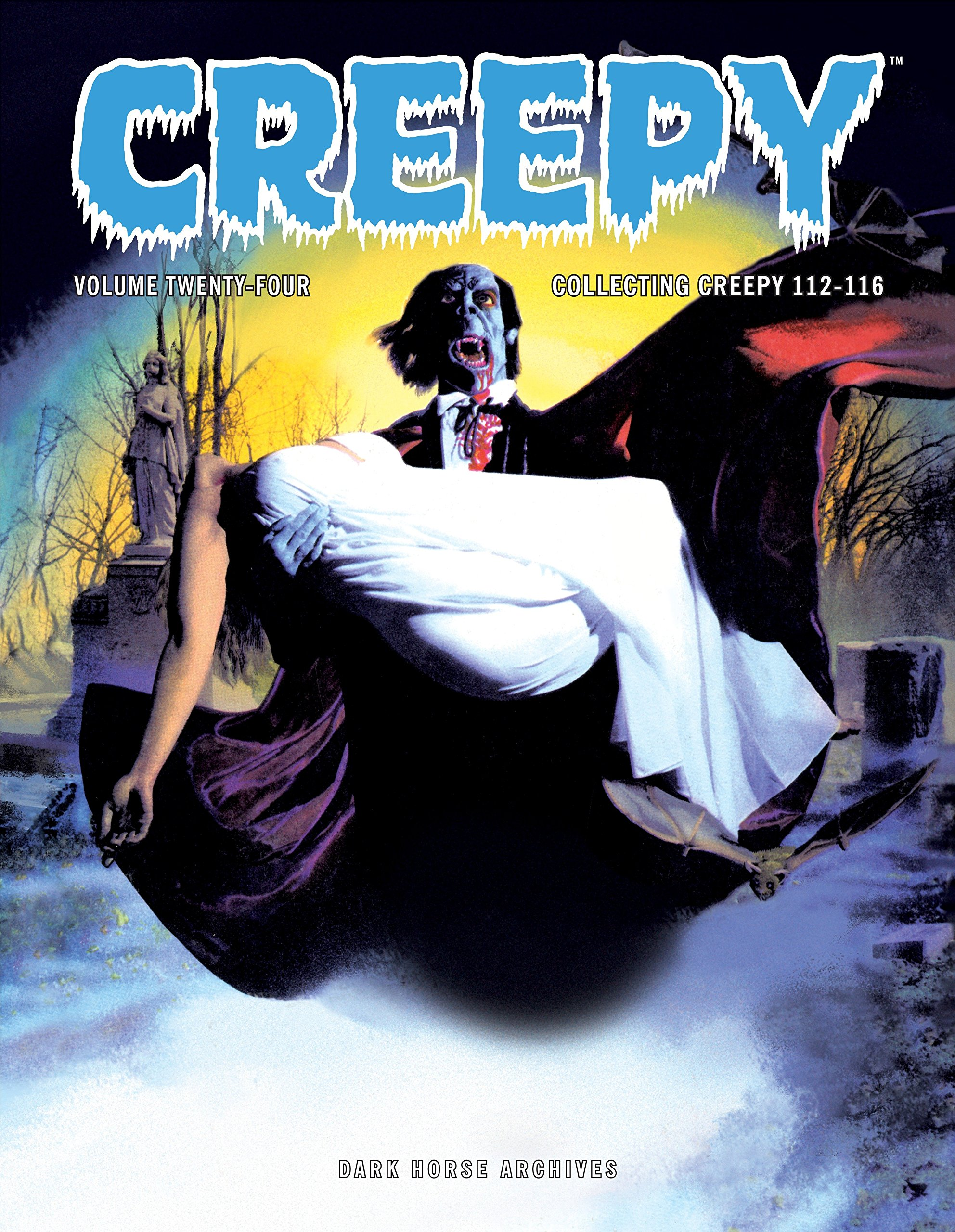 Download Creepy Archives Volume 24: Collecting Creepy 112-116 pdf epub