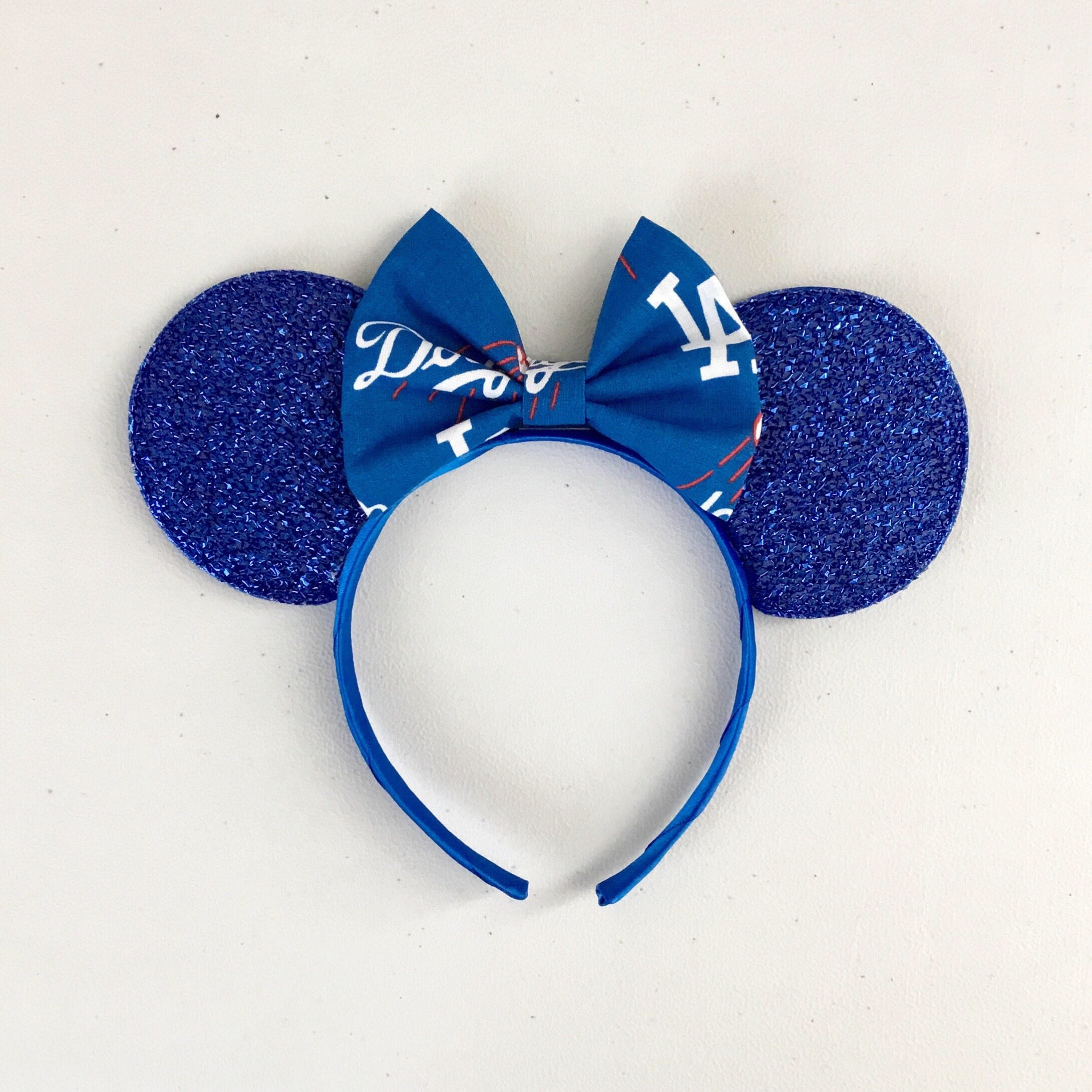 Dodgers Minnie Mouse Ears